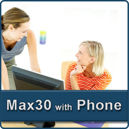 Residential Bundles Max30 Cable and VoIP Phone Services