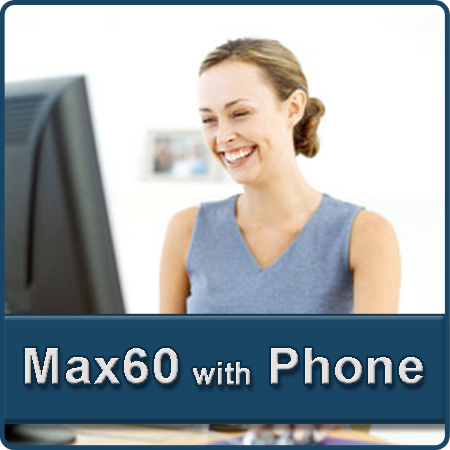 Residential Bundles Max60 Cable and VoIP Phone Services