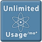 Business Cable Unlimited Monthly Usage