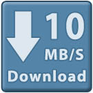 MachI: Business Cable Internet: 10mbps Download