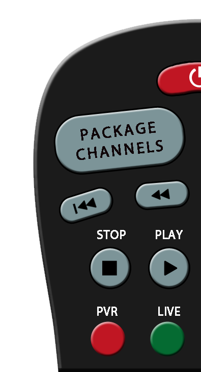 List of Channels included in our TV Packages